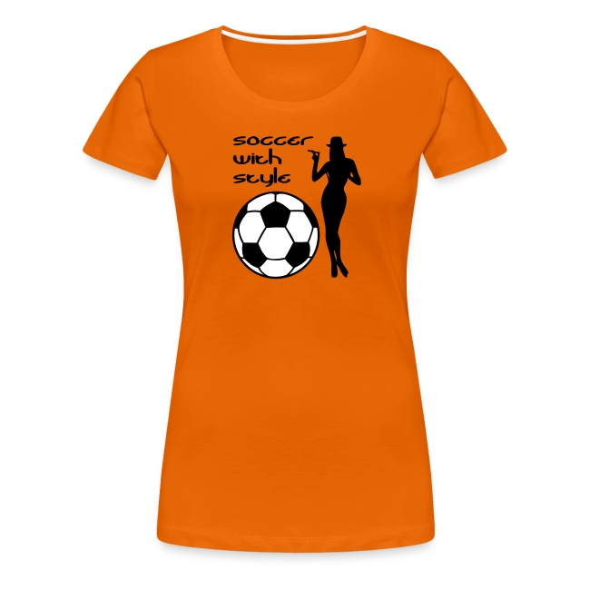 Soccer with Style 2C