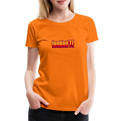 london78 - Frauen Premium T-Shirt