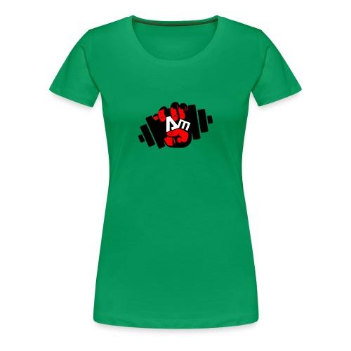 ANTONIO MESSINA ANTOFIT93 - Maglietta Premium da donna