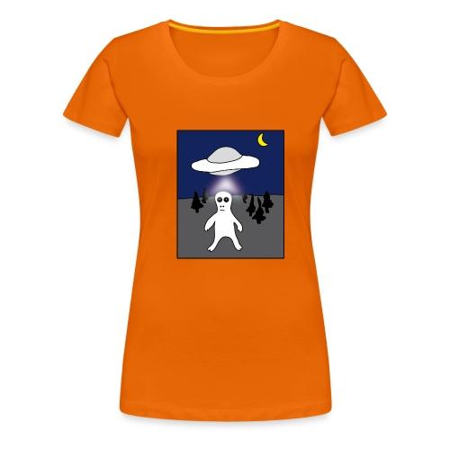 Ufo - Frauen Premium T-Shirt