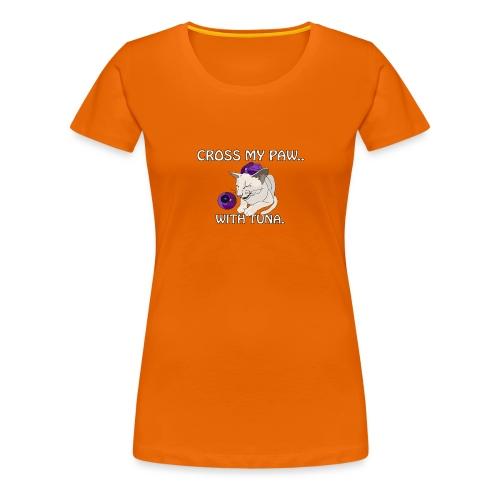 tunafinal - Women's Premium T-Shirt