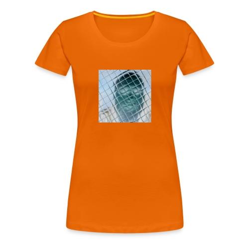 oma logo - Naisten premium t-paita