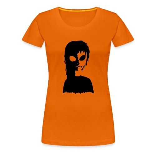 Ombre d'Arial - T-shirt Premium Femme