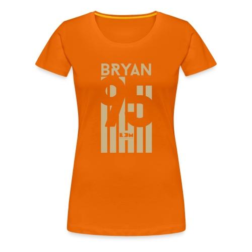 Bryan - Maglietta Premium da donna