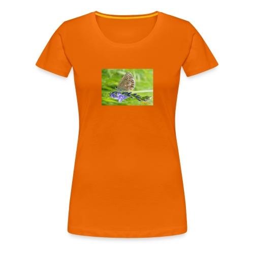 Schmeterling - Frauen Premium T-Shirt