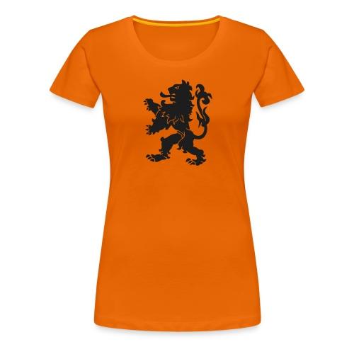 dutchlion - Vrouwen Premium T-shirt