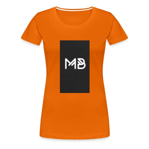 Mb squared - Women's Premium T-Shirt