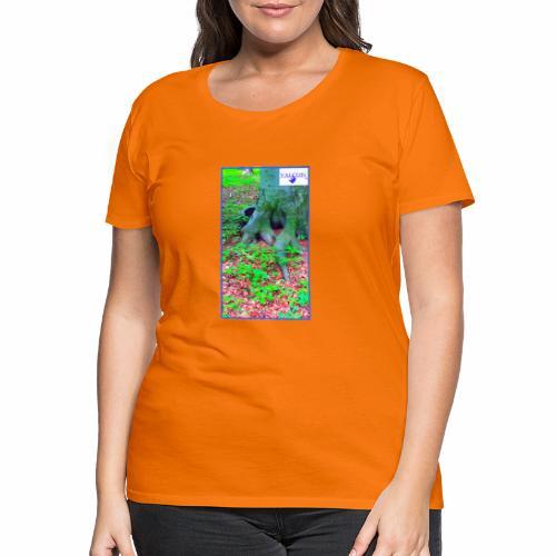 Natur Baum Wurzeln Maria 12 - Frauen Premium T-Shirt