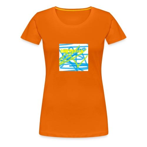 COOL AS Fck - Premium T-skjorte for kvinner