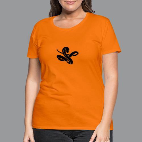 ssssnnnnaaaaaakkkeee - Vrouwen Premium T-shirt