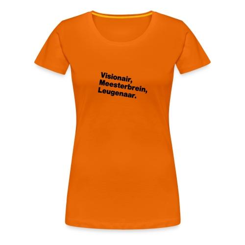 visionair - Vrouwen Premium T-shirt