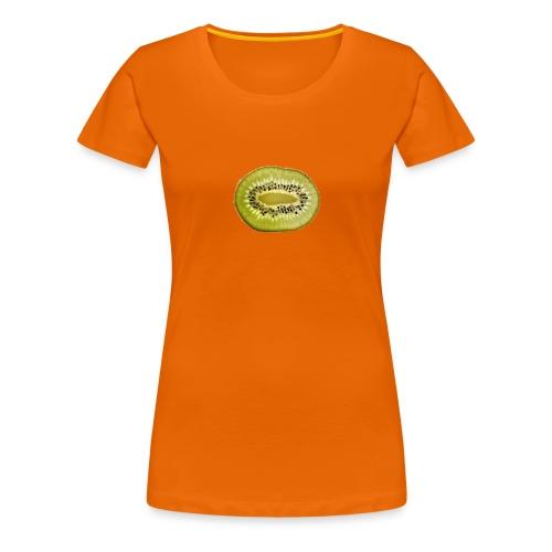 Kiwi Shirt - Frauen Premium T-Shirt