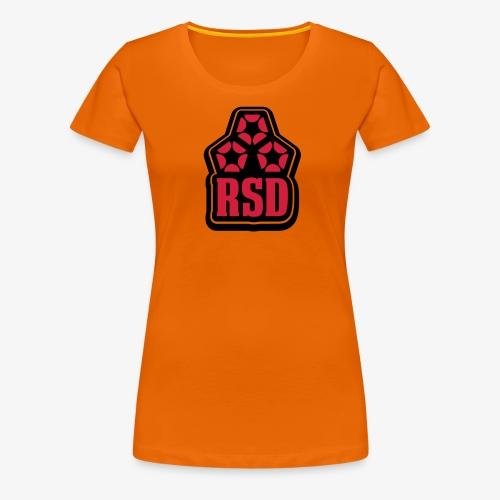 RSD - Vrouwen Premium T-shirt
