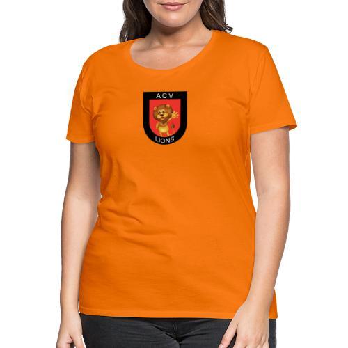 Lions logo - Frauen Premium T-Shirt