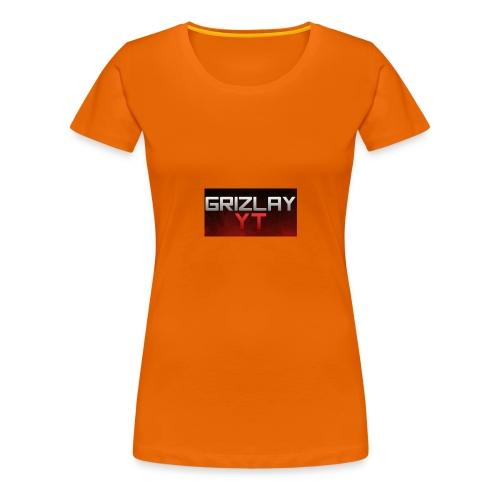 grizlay_67_ytb - T-shirt Premium Femme