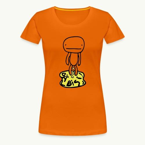Dä Bisi - Frauen Premium T-Shirt
