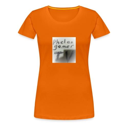 PhelangamerTV Official Shirt - Women's Premium T-Shirt