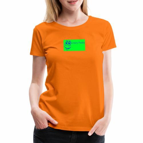 CRAZY DRESS  - Camiseta premium mujer