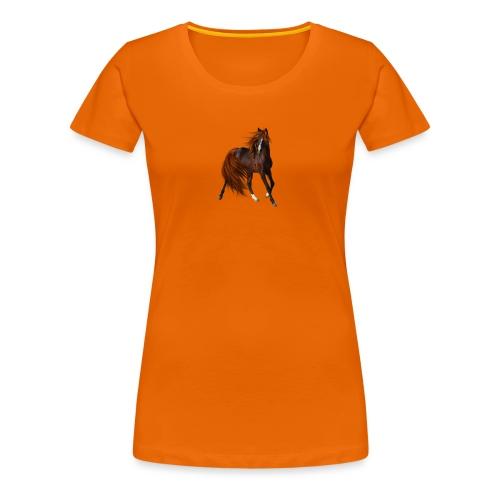 Horse Elite Edition - Women's Premium T-Shirt