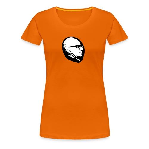 Rothbard profile - Premium-T-shirt dam