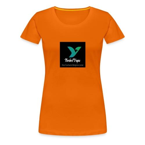 vegas - Vrouwen Premium T-shirt