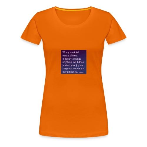 FB IMG 1521645403636 - Women's Premium T-Shirt