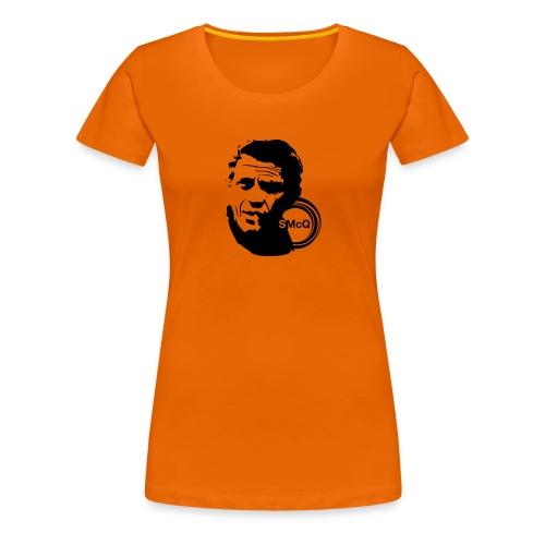 mcqueen flock - Women's Premium T-Shirt