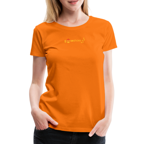 gooseshoes 01 - Frauen Premium T-Shirt