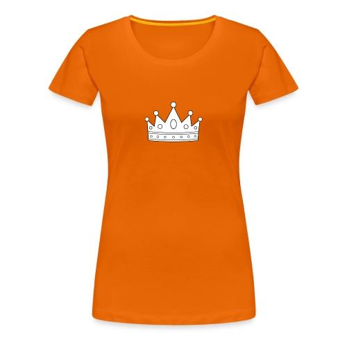 Signature Crown - Women's Premium T-Shirt