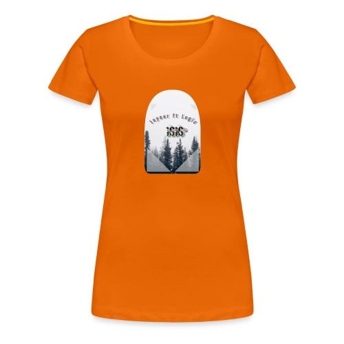 ISIS - Premium-T-shirt dam