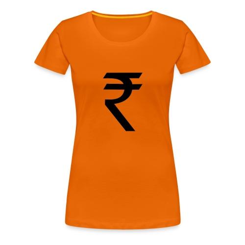 💯❌🈶 - T-shirt Premium Femme