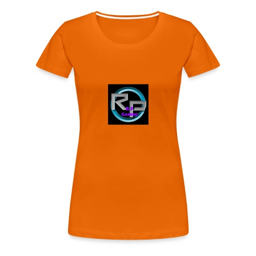 youtube4 logo - Women's Premium T-Shirt