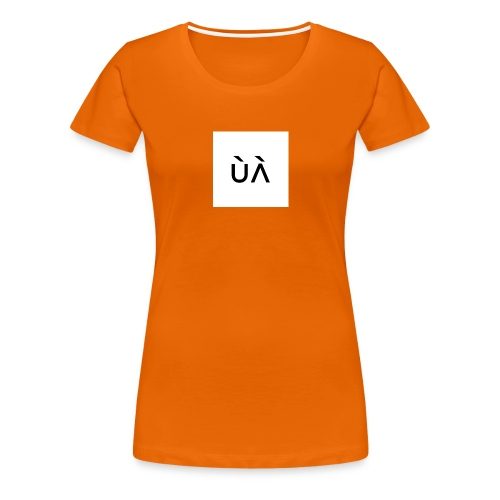 JuuL Clothing - Dame premium T-shirt