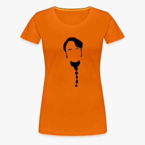 Leo - Premium T-skjorte for kvinner