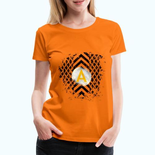 A man - Women's Premium T-Shirt