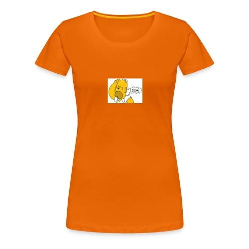 kreta doh - Frauen Premium T-Shirt