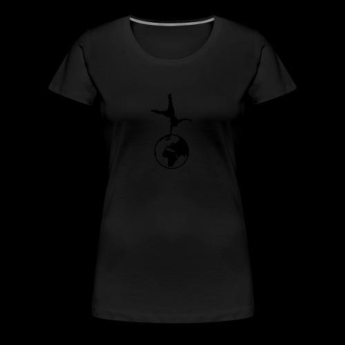 WPF Decent - Frauen Premium T-Shirt