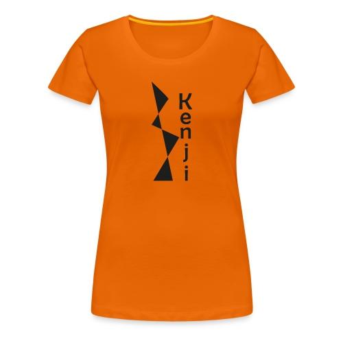 Kenji Group - Premium T-skjorte for kvinner