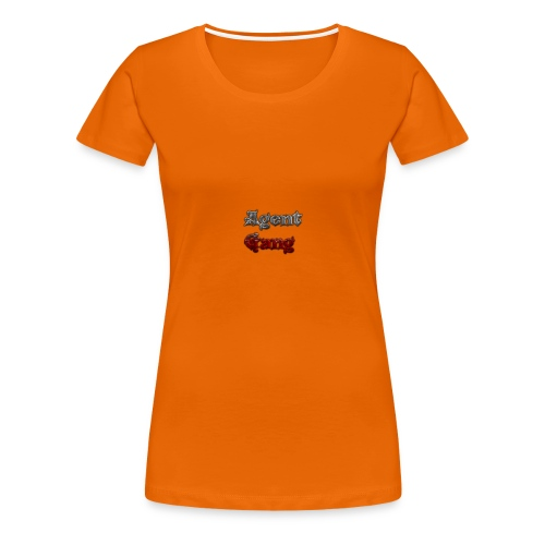 AgentGang - Frauen Premium T-Shirt
