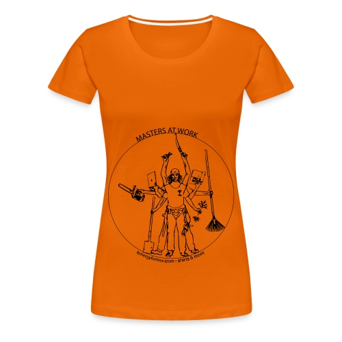 Tree vinci - Women's Premium T-Shirt