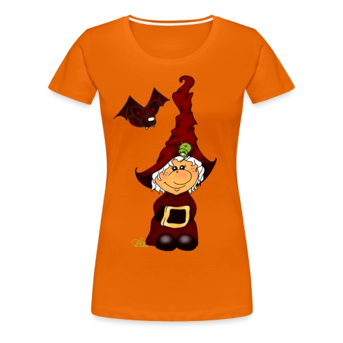 Strubbelhex - Frauen Premium T-Shirt