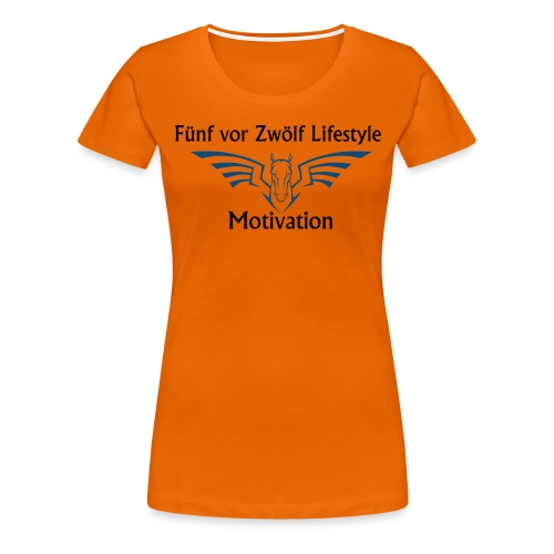 Heißes Lifestyle Shirt - Frauen Premium T-Shirt