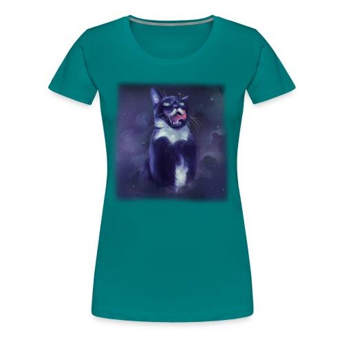 stalin shirt png - Women's Premium T-Shirt