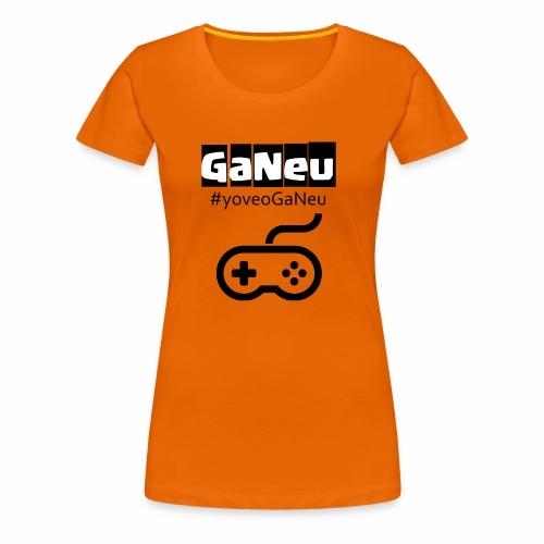 GaNeu - Camiseta premium mujer
