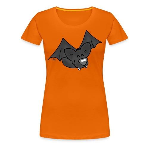 Flatterling - Frauen Premium T-Shirt