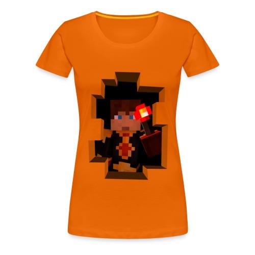 Dans ma grotte - T-shirt Premium Femme