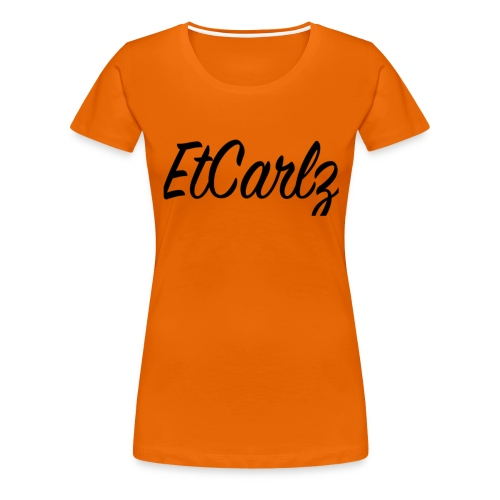 EtCarlz fancy - Women's Premium T-Shirt