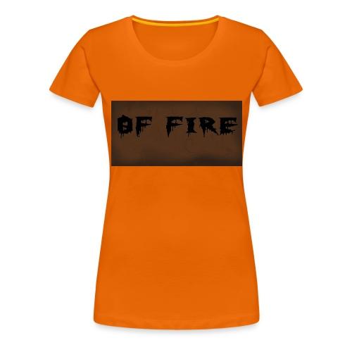 t shirt logga jpg - Women's Premium T-Shirt