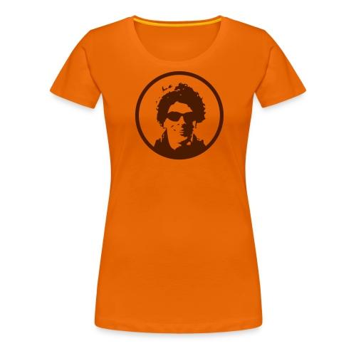bommiikopf - Frauen Premium T-Shirt
