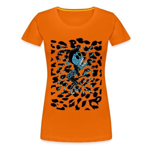 lpll gif - Women's Premium T-Shirt
